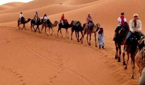 Artikelbild zu Artikel Marokko Tour 2015