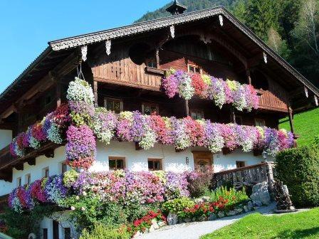 Bauernhaus im Zillertal