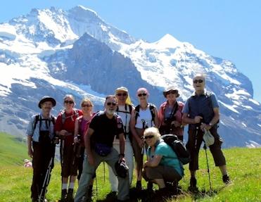 Artikelbild zu Artikel Bergwanderwoche mit dem Singtreff des Alpenvereins Weinheim
